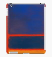 Rothko Inspired #7 iPad Case/Skin
