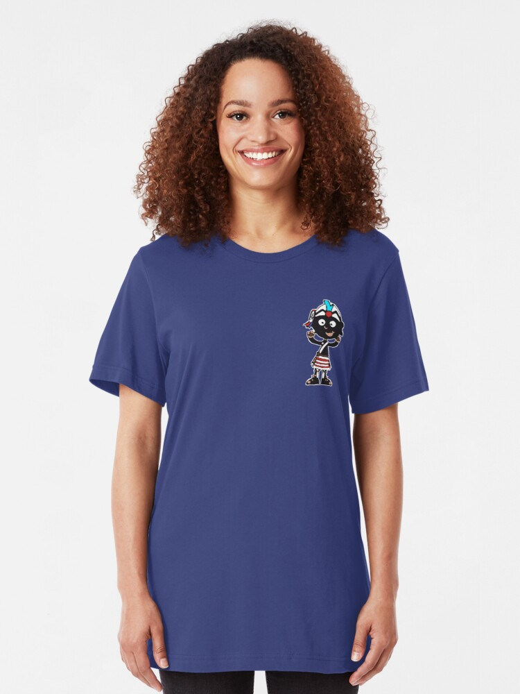 Alternate view of Mascot Coco-nutter Slim Fit T-Shirt
