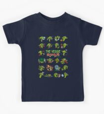The Veggie Zombie Kids Clothes