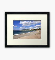 Seaton Devon Framed Print