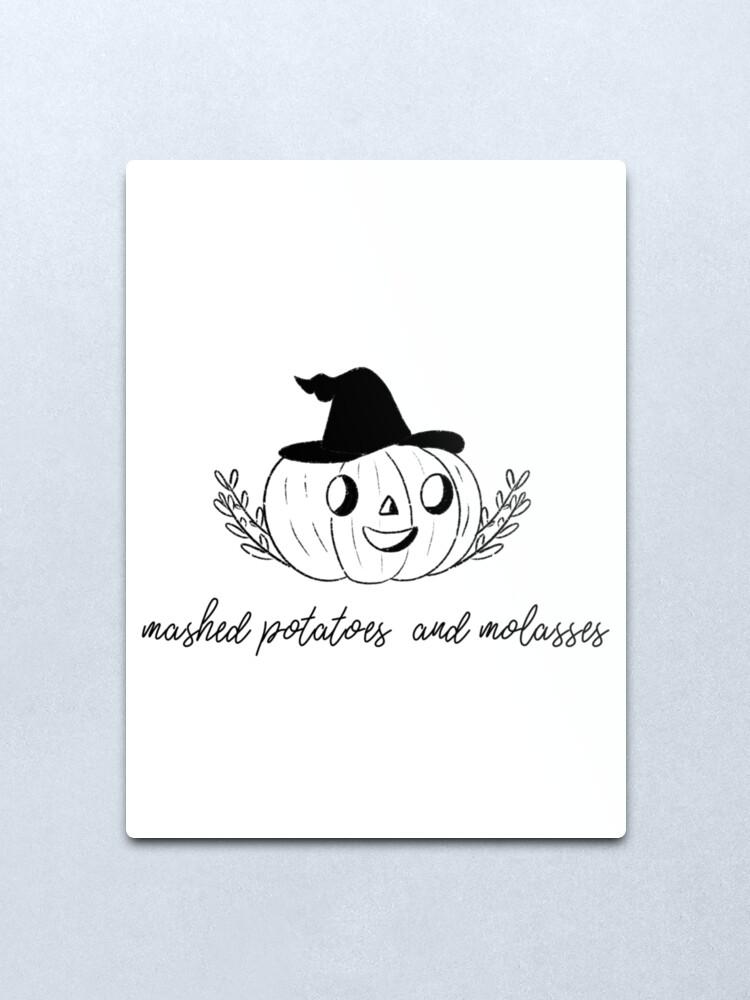 Alternate view of Pumpkin Halloween  Metal Print