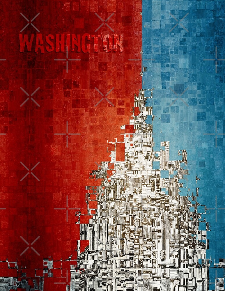 Washington by morningdance