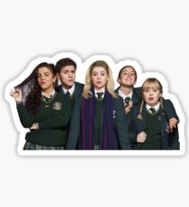 Derry girls Sticker