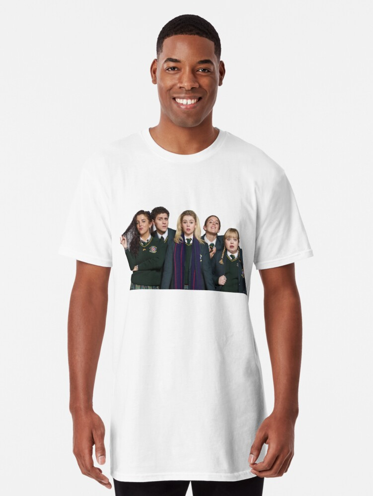 'Derry girls' Long T-Shirt by luthorpendragon