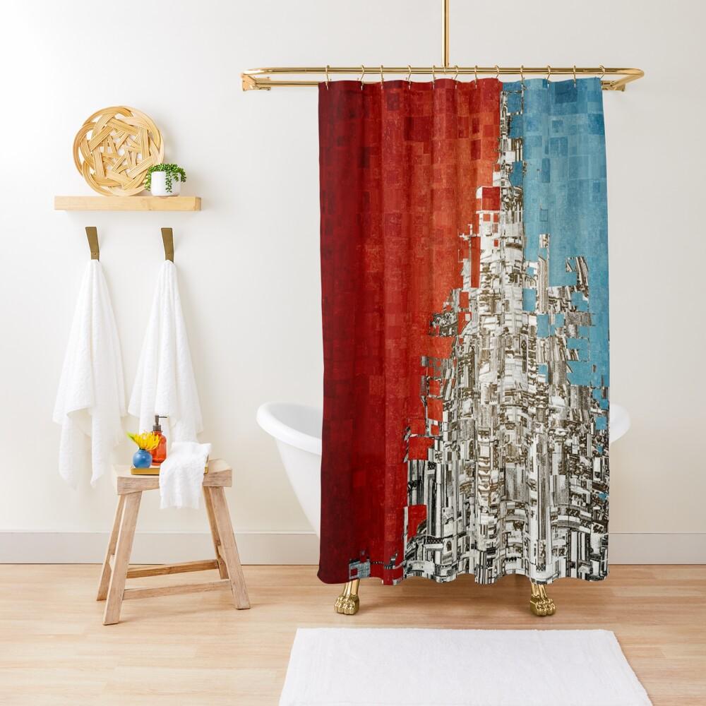 Washington Shower Curtain