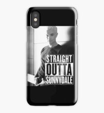 Spike - Straight Outta Sunnydale! iPhone Case