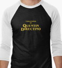 Inglourious Basterds | Tarantined by Quentin Directino Baseball ¾ Sleeve T-Shirt