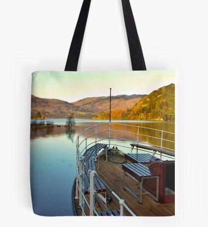 I am Sailing (Ullswater) Tote Bag