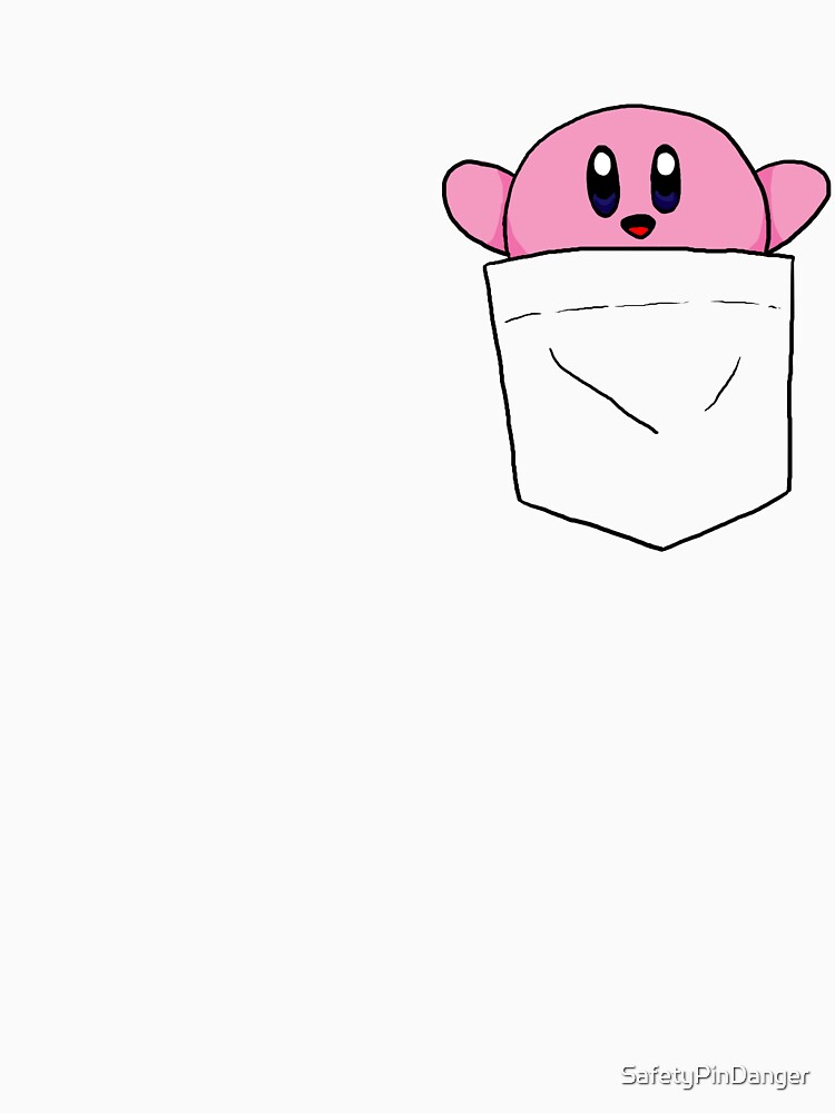 Pocket Kirby by SafetyPinDanger