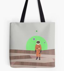 Marooned Astronaut (alone 2015) Tote Bag