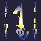 Kingdom Hearts Riku 'The Way to Dawn'  by gysahlgreens