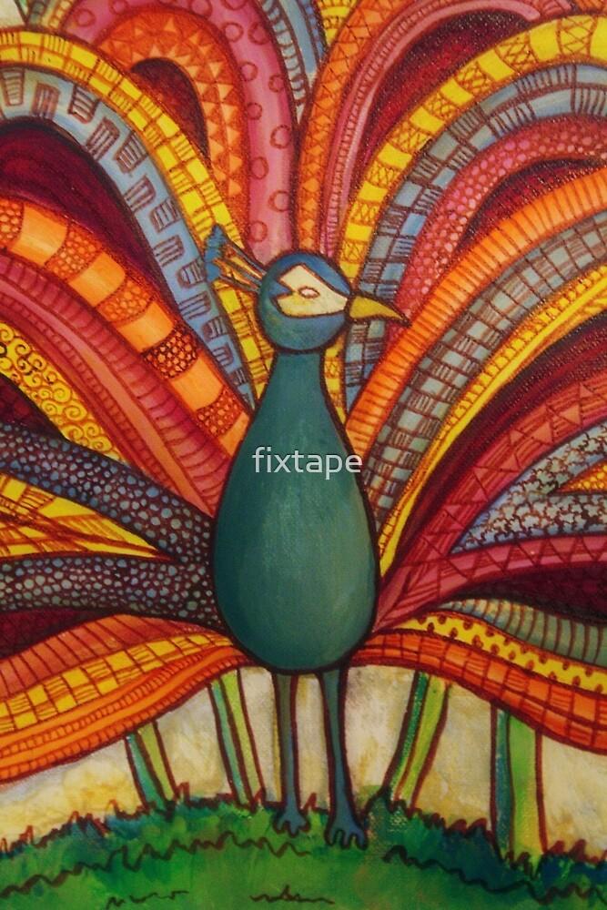 Peacock by fixtape
