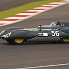 1957 Lotus XI Le Mans S2 by Willie Jackson