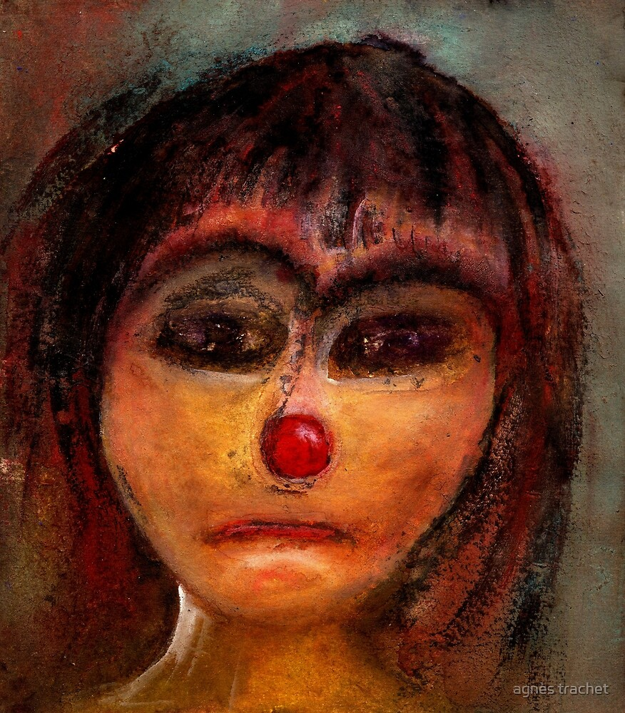 the red nose by agnès trachet