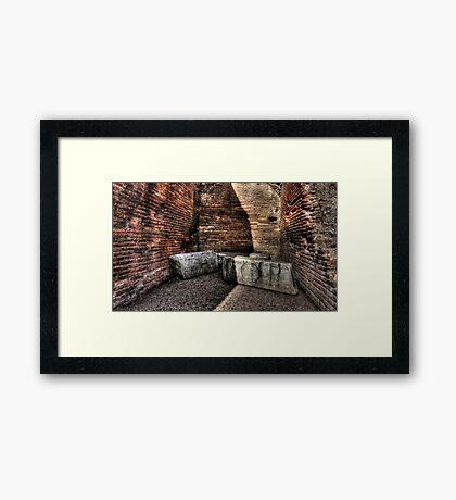 TaPop Framed Print