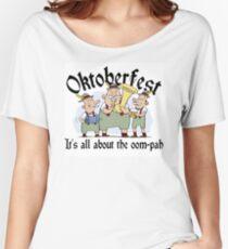 Funny Oktoberfest Women's Relaxed Fit T-Shirt