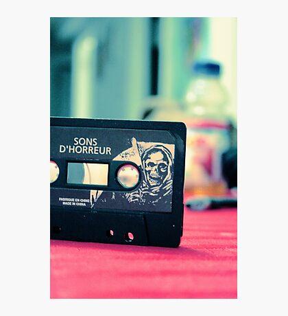 Sons D'Horreur Photographic Print
