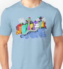 This City is Industrious.  T-Shirt