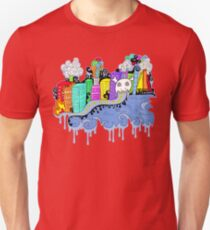 This City is Industrious.  Unisex T-Shirt