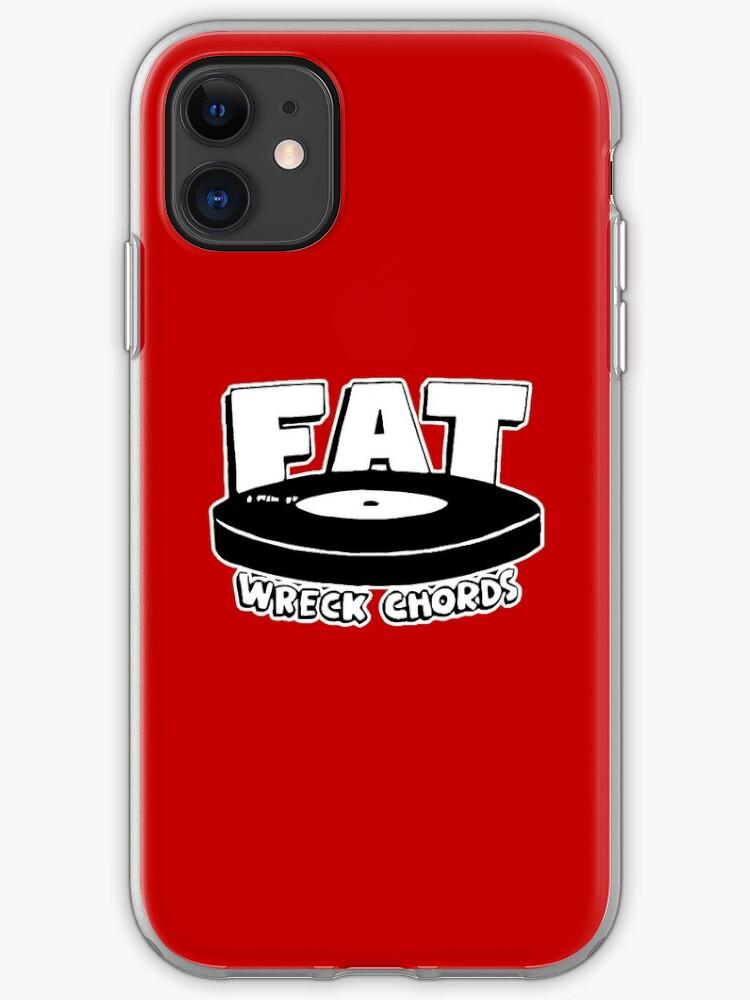 Wreck iphone case