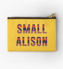 Small Alison Zipper Pouch