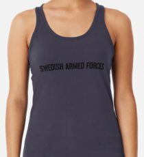 SWEDISH ARMED FORCES Women's Tank Top