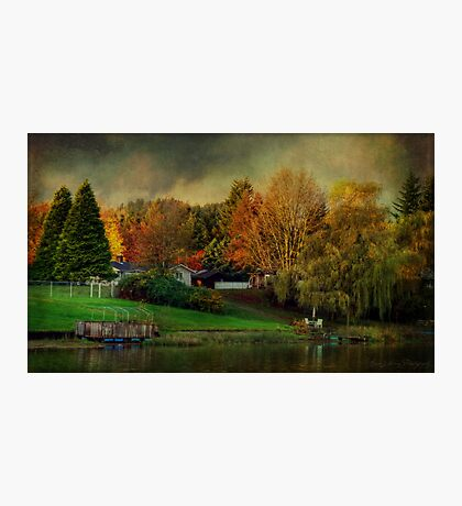 Changing of the Seasons Photographic Print