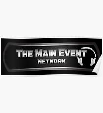 The Main Event Network Poster