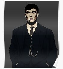 Mr. Shelby Poster