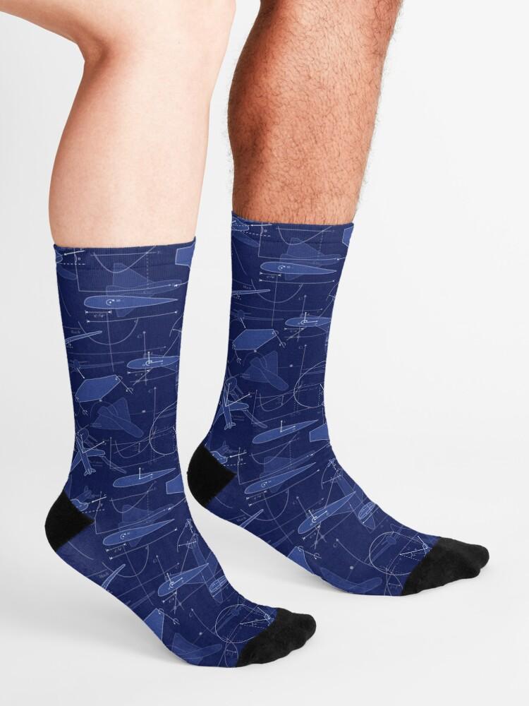 Alternate view of Aerodynamics Socks