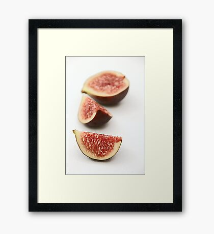 Figs Framed Print
