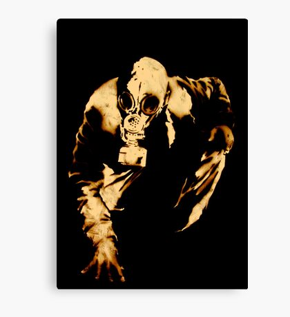 Tracking Canvas Print