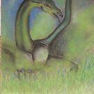 Green Dragon by Jayde Nossiter