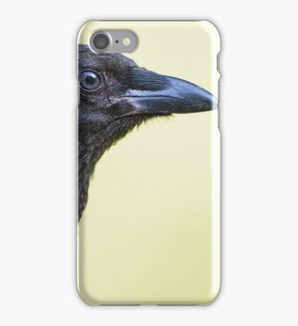 In Praise of the Crow iPhone Case/Skin