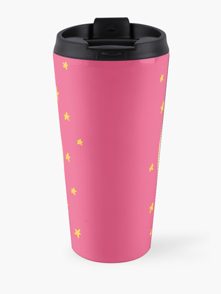 Alternate view of I see a strong woman Travel Mug