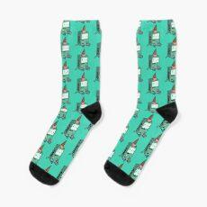 BMO adventure time Socks