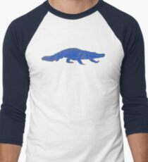 BLUE Gator Men's Baseball ¾ T-Shirt