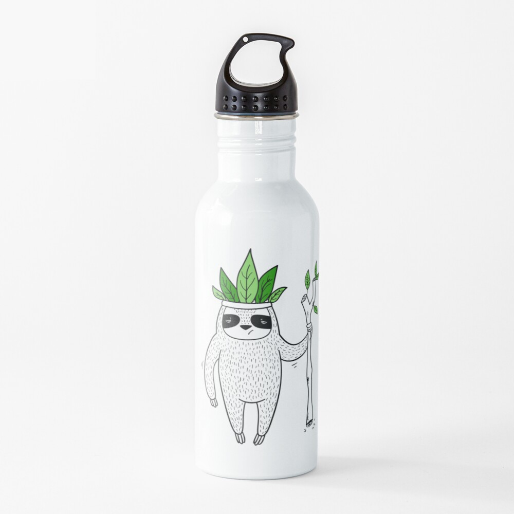 King of Sloth Water Bottle