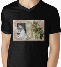 Steampunk Victorian Floral Corset T-Shirt