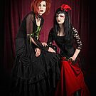 Lynn and Rebecca by Joseph Darmenia