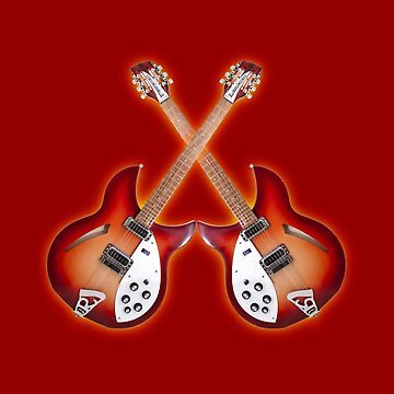 Good Rickenbacker 12 strings by matanga