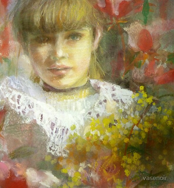 Ele.......my  young.. young friend by vasenoir