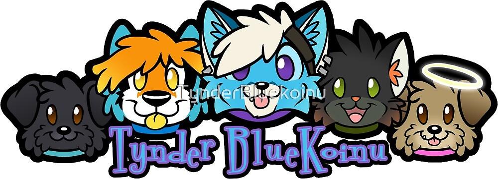 Tynder FoxBox Family by TynderBluekoinu