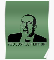louis litt posters redbubble. Black Bedroom Furniture Sets. Home Design Ideas