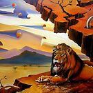 The Lion Rules by Brian Tisdall