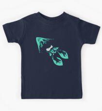 Cyan Kraken Kids Clothes