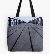 The road before us Tote Bag