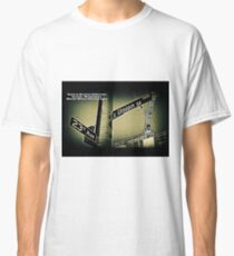 23rd Street & Union Street, Seattle, WA by MWP Classic T-Shirt