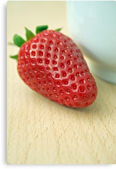 Strawberry by Jeanne Horak-Druiff