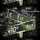 Fir Street & 10th Avenue, Seattle, WA by MWP by MistahWilson